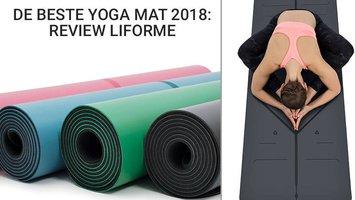 Beste yoga mat anti slip en sticky