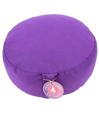 Yogi & Yogini Meditatiekussen Violet 17x33cm
