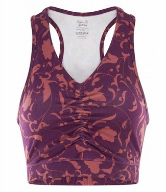 Urban Goddess Yoga Bra Top Ananda Ojas - Rock Crystal