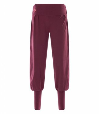 Urban Goddess Yogabroek Dakini - Deep Cherry