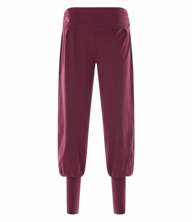 Urban Goddess Yoga Broek Dakini - Deep Cherry
