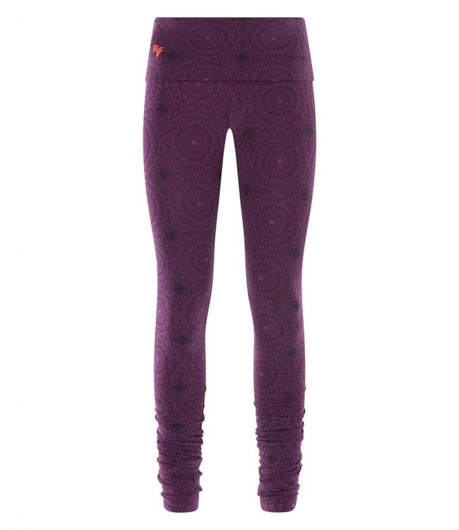 Urban Goddess Yoga Legging Shaktified Electra - Rock Crystal