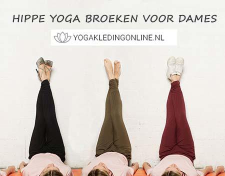 hippe yoga broeken dames