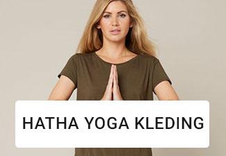 welke kleding voor hatha yoga