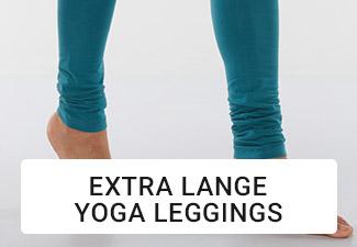 yoga legging extra lang