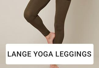 lange yoga leggings dames