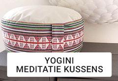 yogini meditatie kussen