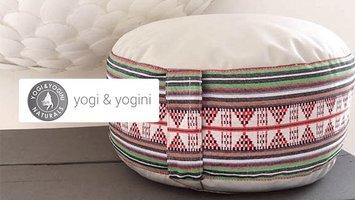 Yogi en Yogini: van Yoga mat tot meditatiekussen