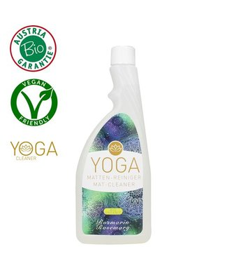 Yogi & Yogini Yoga Mat Reiniger - Rozemarijn - 510 ML