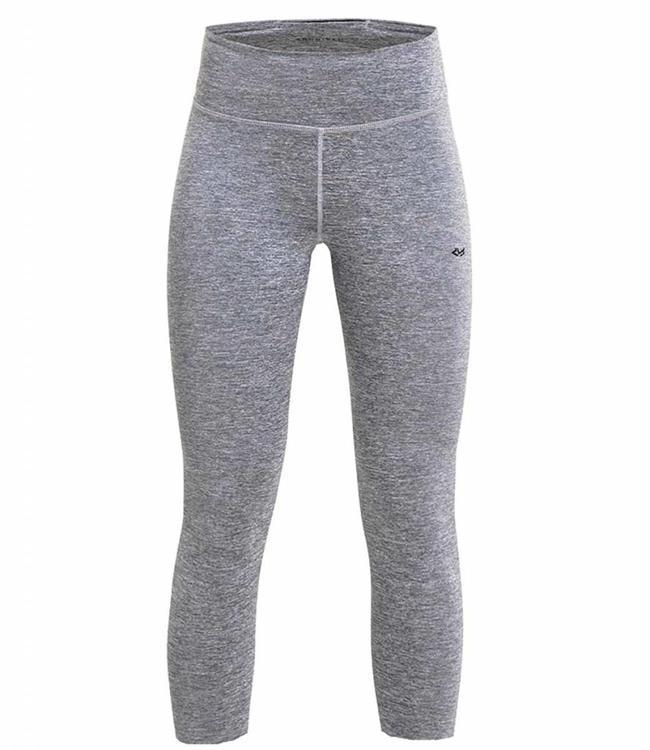 Rohnisch Yoga Capri Legging Lasting - Grey Melange