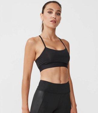 Rohnisch Yoga BH Flattering - Black