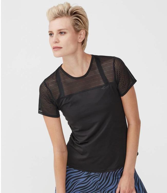 Rohnisch Yoga Shirt Miko - Black