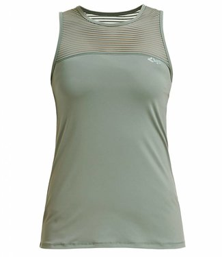 Rohnisch Yoga Top Miko - Combat Green