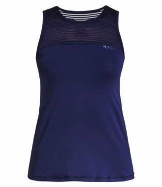 Rohnisch Yoga Top Miko - Indigo Night