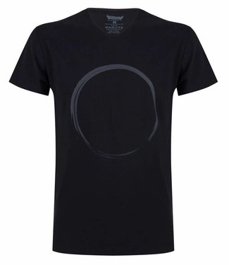 Renegade Guru Yoga Shirt Moksha Zen - Urban Black