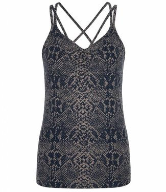 Asquith Yoga Top Conquer Cami - Snake