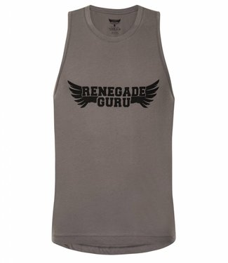 Renegade Guru Yoga Tank Top Moksha - Volcanic Glass