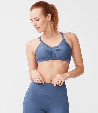 Rohnisch Yoga BH Julie - Dusty Blue