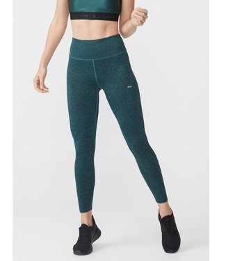 Rohnisch Yoga Legging Lasting High Waist - Baltic Green