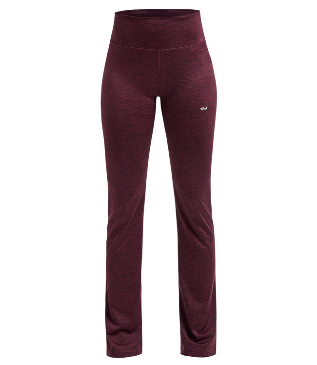 Rohnisch Yoga Pants Lasting - Burgundy