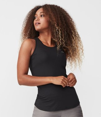 Rohnisch Yoga Top Solid - Black