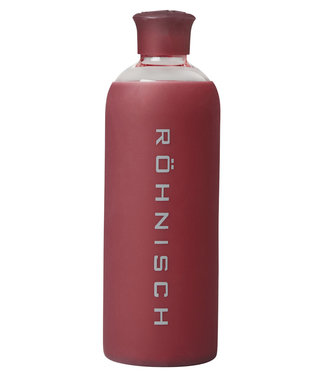 Rohnisch Drinkfles Glas 550ml - Burgundy