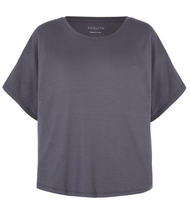 Asquith Yoga Shirt Goddess - Deep Grey