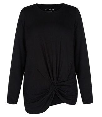 Asquith Yoga Shirt Lush - Black