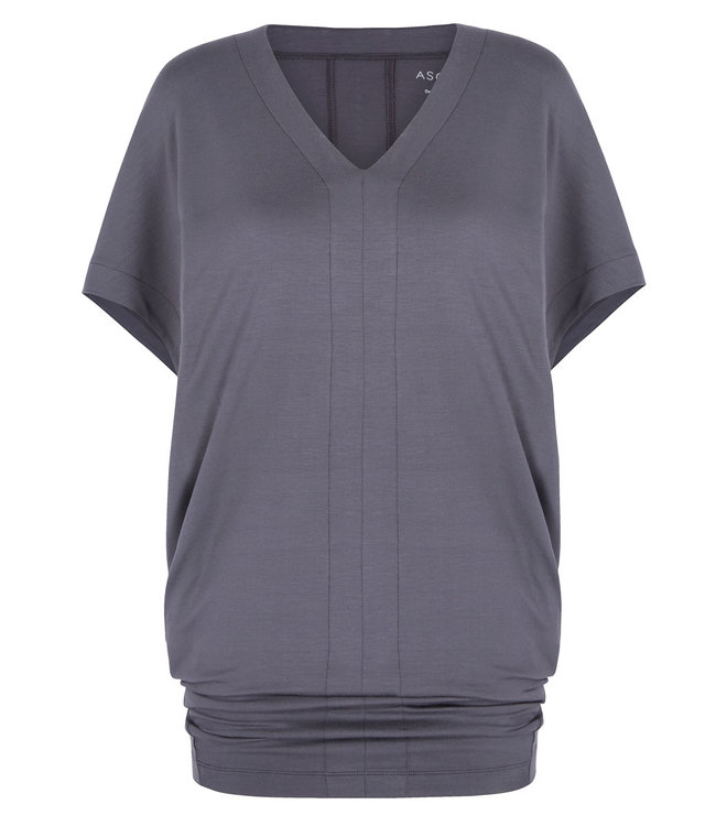 Asquith Yoga Shirt Freedom - Deep Grey