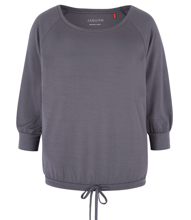 Asquith Yoga Shirt Embrace - Deep Grey