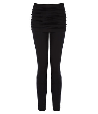 Asquith Yoga Legging Smooth You - Black/Deep Grey