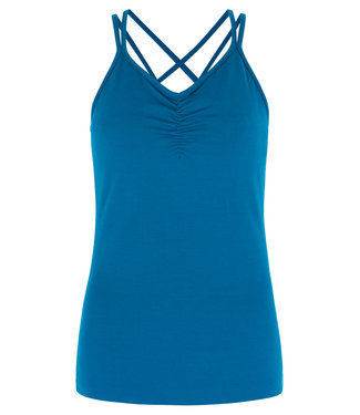 Asquith Yoga Top Conquer Cami - Teal