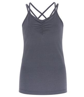Asquith Yoga Top Conquer Cami - Deep Grey