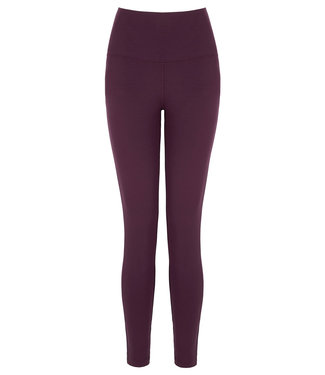 Asquith Yoga Legging Flow With It - Berry
