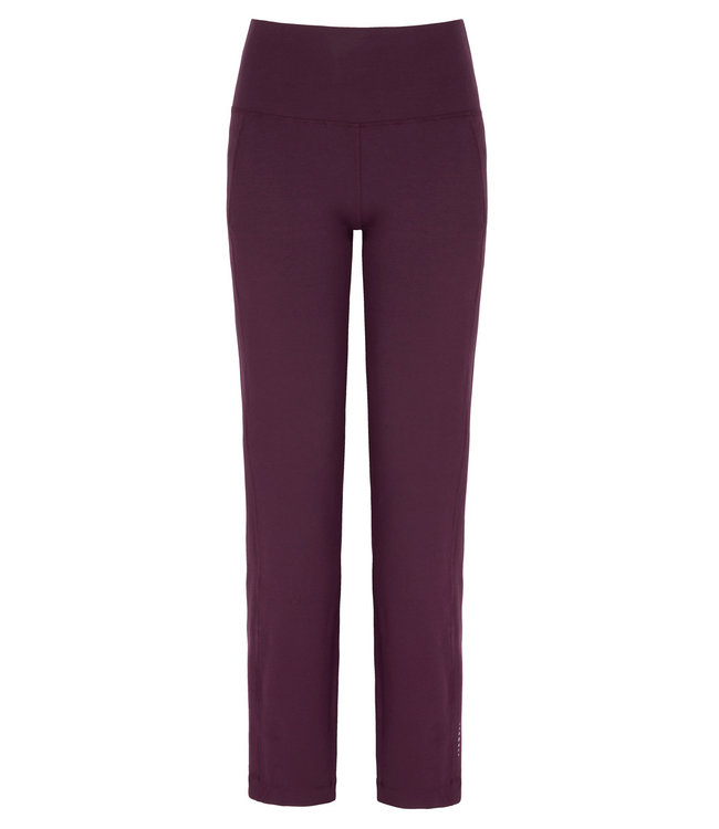 Asquith Yoga Broek Live Fast - Berry