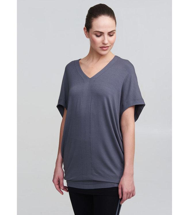 Asquith Yoga Shirt Freedom - Deep Grey