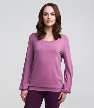 Asquith Yoga Long Sleeve Smooth You - Heather