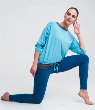 Asquith Yoga Shirt Embrace - Aqua