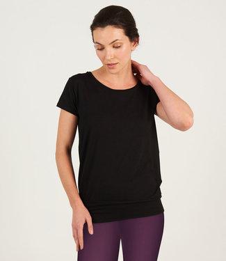 Asquith Yoga Shirt Smooth You - Black
