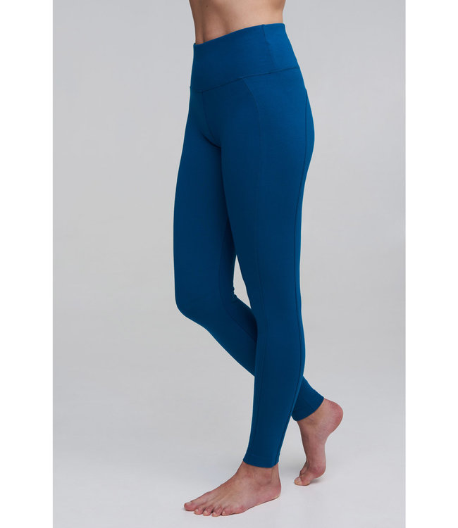 Asquith Yoga Legging Move It - Teal - Alleen Maat XS
