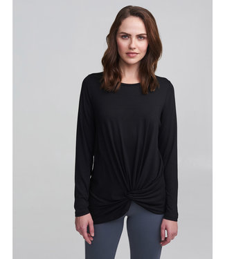 Asquith Yoga Shirt Lush - Black