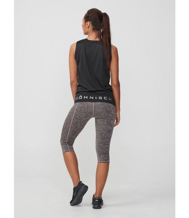 Rohnisch Yoga Top Knot - Black