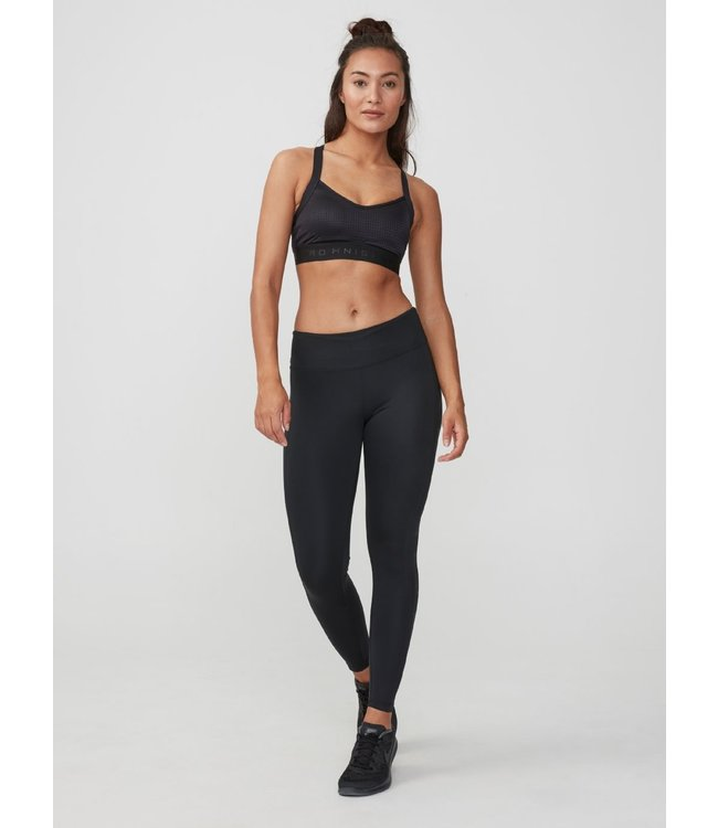 Rohnisch Yoga Legging Uplift Logo - Black