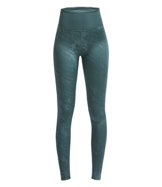 Rohnisch Yoga Legging Gloss Effect - Green