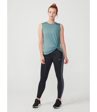 Rohnisch Yoga Top Knot - Sea Green