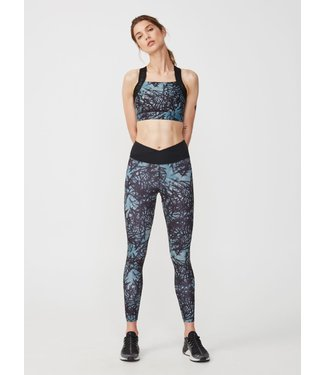Rohnisch Yoga Legging Flattering - Sketch Green