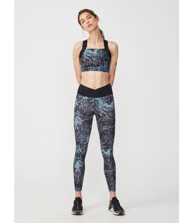 Rohnisch Yoga Legging Flattering - Sketch Green