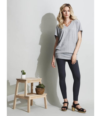 Asquith Yoga Shirt Freedom - Pale Grey