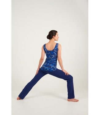 Asquith Yoga Broek Live Fast - Ink