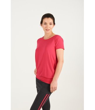 Asquith Yoga Shirt Smooth You - Cherry Pink